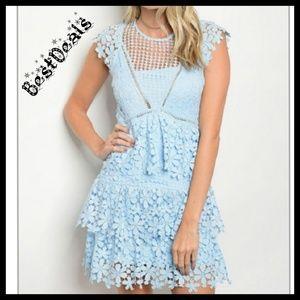 💦BABY BLUE DRESS